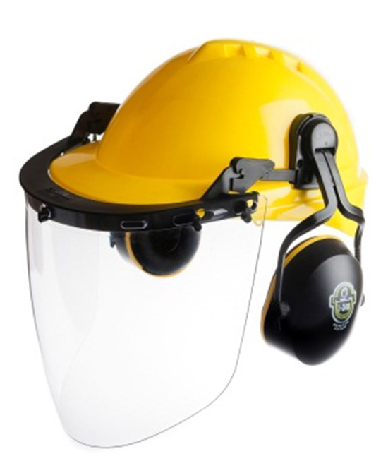 Adaptador Casco Facial Auditivo Milenium
